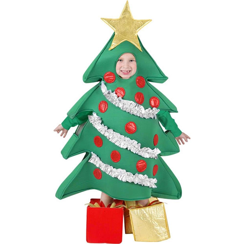 Toddler Christmas Tree Costume.Funfill Boys Christmas Tree Halloween Costume