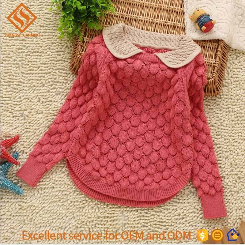 a6ac56c517a 2017 new design girl sweater