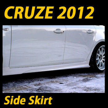 Chevrolet Cruze Body Kit Side Skirt (hi) - Buy Chevrolet Cruze ...
