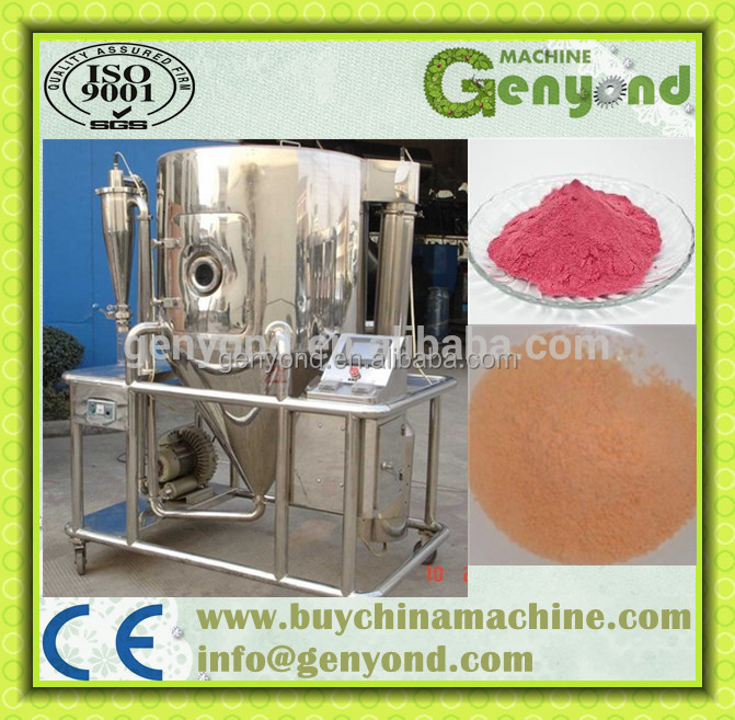 Automatic fruit powder making machine