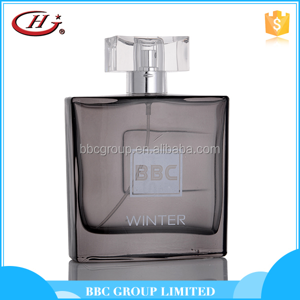 BBC Texture Series - TT012 China supplier long lasting men black glass bottles natural royal perfume price