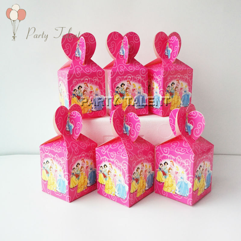Online Buy Wholesale Princess Birthday Party Favors From
