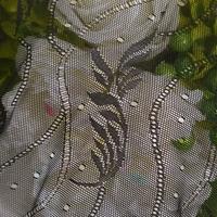free sample nylon spandex 92/8 N/SP underwear fabric for underwear