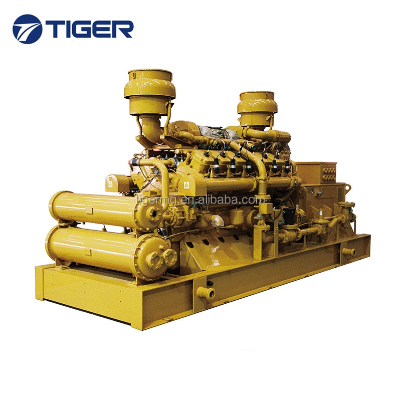 High quality good price waste oil electric generator