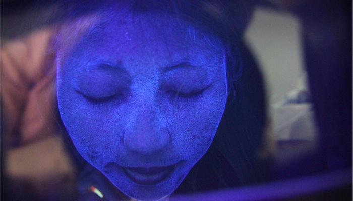 Woods Lamp Uv Skin Care Tool/skin Test Light/skin Health Analyzer