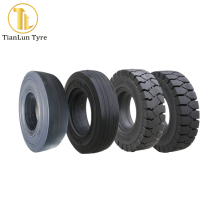 Chinese tyre prices TianLun brands solid rubber tires for trailers