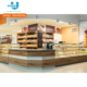 Latest Showroom Bakery Cake Bread Display Cabinet Furniture For Sale