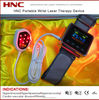 Factory offer soft laser therapy device with 18 lasers points for high blood pressure