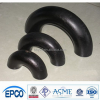 API 5L SEAMLESS STEEL ELBOW/CARBON STEEL TYPE API 5L PIPE FITTINGS 6H ISO9000
