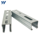 Steel Framing System Competitive Price Perforated Channel Iron Sizes