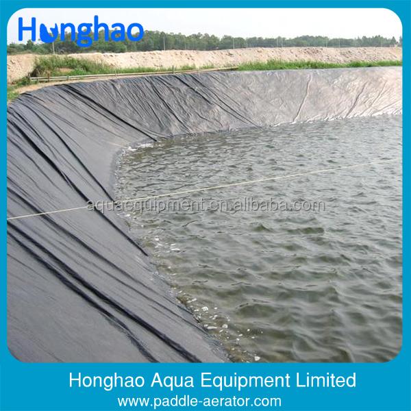 Suave material de revestimiento para el estanque de peces for Precio de estanques de geomembrana para peces