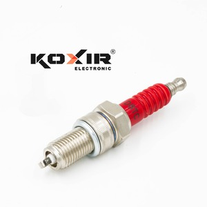 High Performance Racing D8TC Motorcycle ignition spark plug for Honda CG125 CG 125