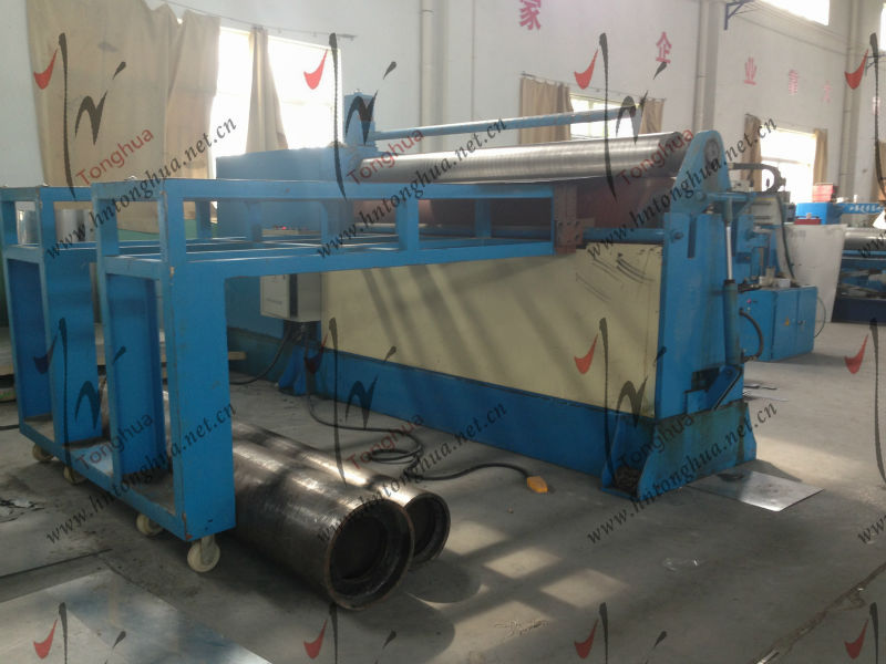 Solar Water Heater Production Line round shape rolling machine