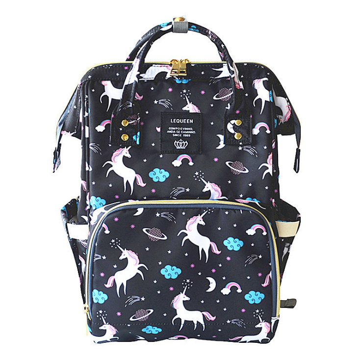 Baby Products Organizer Smart unicorn diaper backpack
