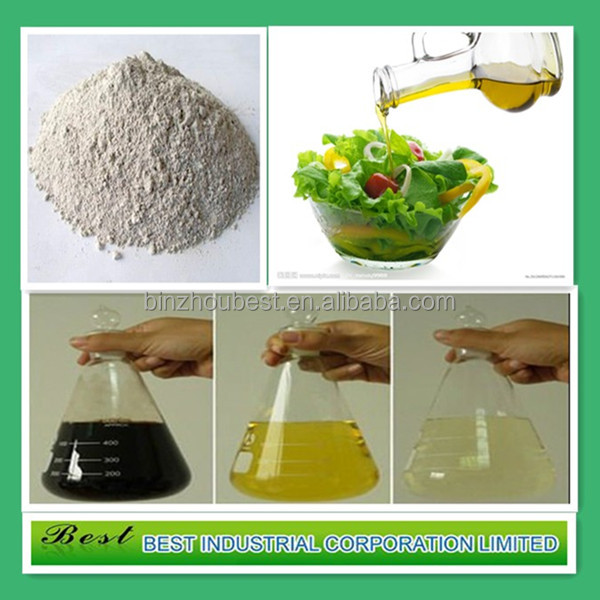 Industrial Chemicals Activated Bleaching Earth For Refining Used ...
