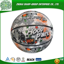 OEM Heat transfer printing girls youth basketball