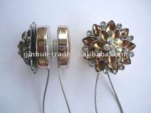 China Magnet Curtain Tieback Wholesale
