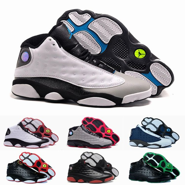 a2cfea659bb697 2016 new 23 colors air china jordan 13 shoes retro boots men euro size 41 to