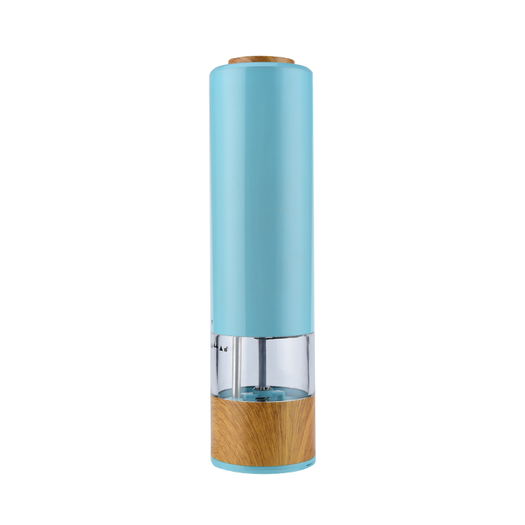 High Quality Wholesale Custom Electric Pepper Mill with Coating