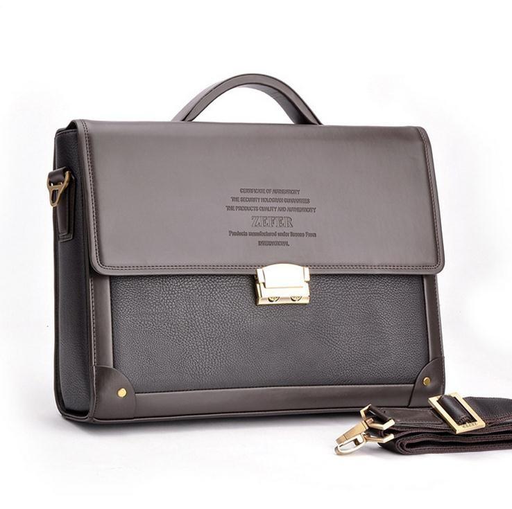 lock-pu-leather-men-s-messenger-bags-business-office-bag ...