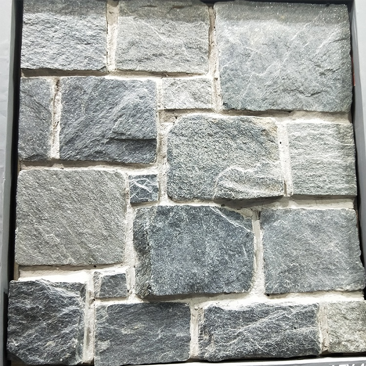 High Quality Culture Wall Cladding Slate Stone Tile,Exterior wall stone tile