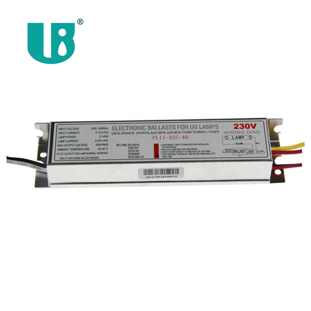 Electronic Ballast 40w Price Wholesale Suppliers Alibaba Fluorescentlightelectronicballastcircuit