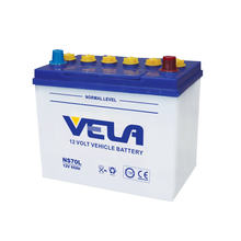 car battery 65d23l NS70 dry charged for sale