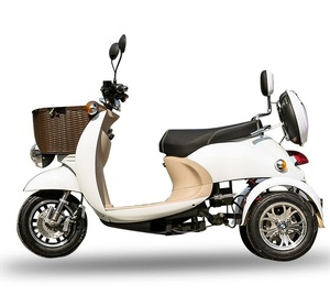 60/72V 1000W Three Wheel Electric Tricycle/Motorcycle Price Cheap