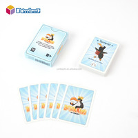 Memory game playing card