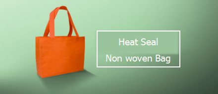 Custom hot pressure non-woven shopping bags/wholesale handle nonwoven bags