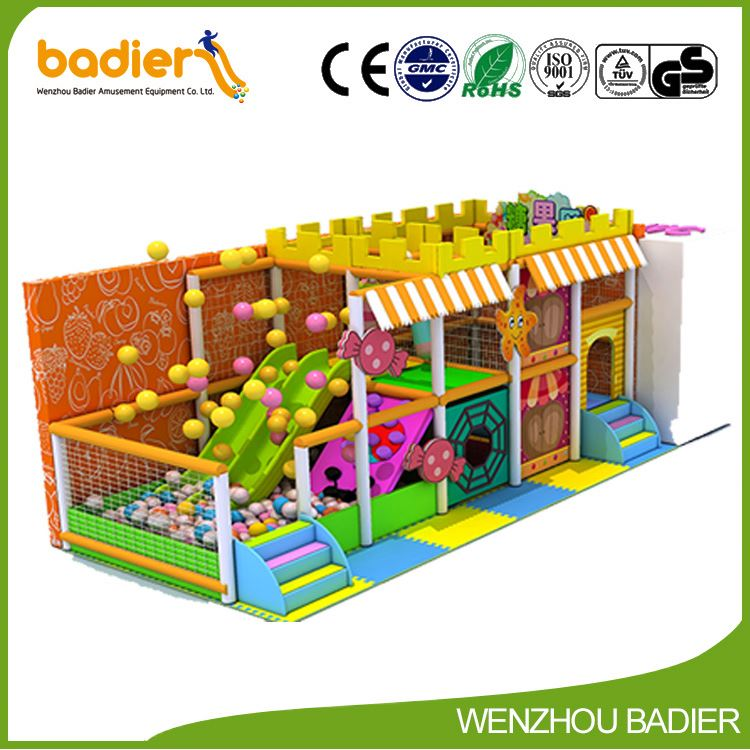 New arrival OEM quality happy kids toys forest themed indoor playground wholesale