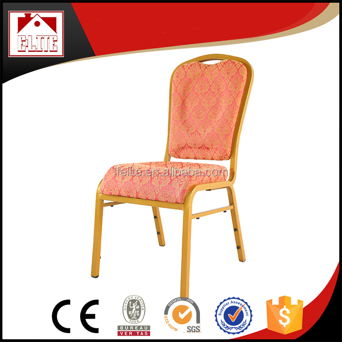 New style wholesale modern aluminum luxury restaurant chairs