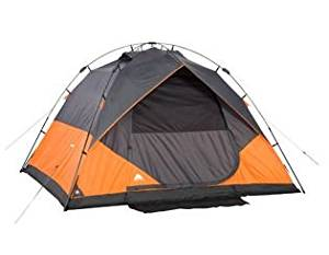 Ozark Trail 10' x 9' Instant Cabin Tent, Sleeps 6