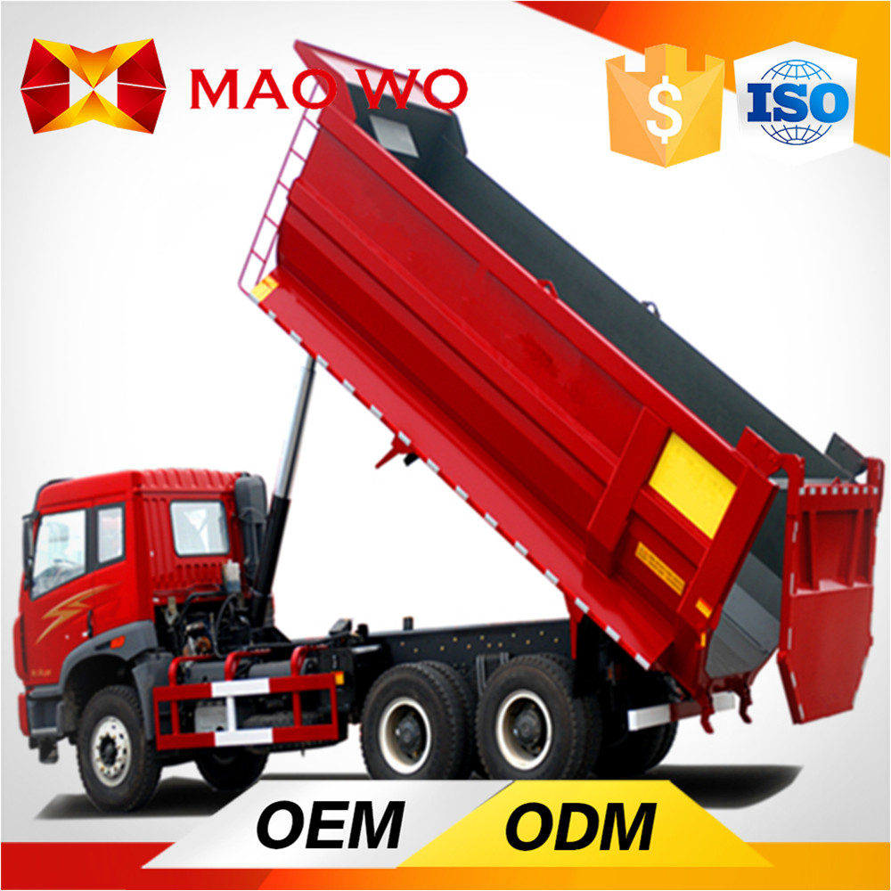 Leading Brand 336hp 6x4 Sinotruck HOWO Used Dump Truck For Sale