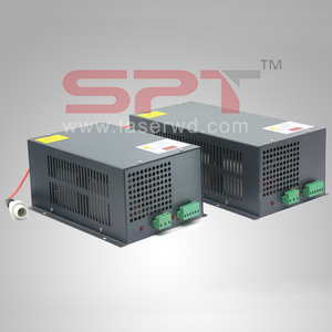 Alibaba Recommend & Made In China PWM 110v 220v 50 watts co2 laser power supply