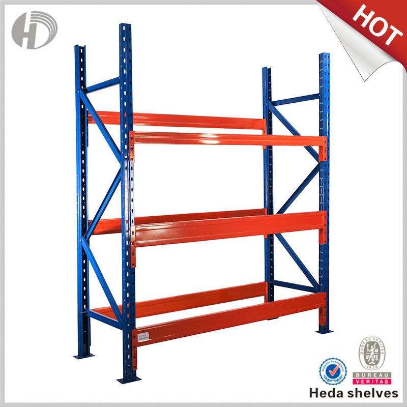 bvrohs high quality q235 steel warehouse heavy duty rack