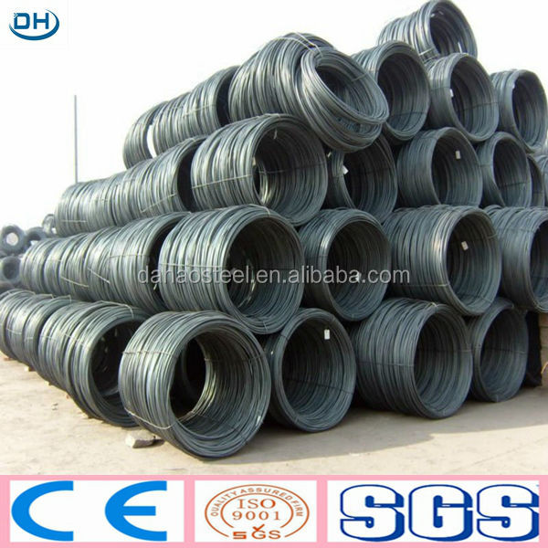 Wholesale spiral ribs steel wire rod from China