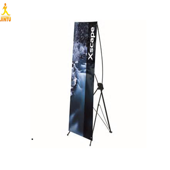 Customized Retractable X Frame Tripod Banner Stand - Buy X Type ...