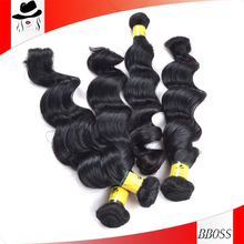 BS Finest quality buy horse hair, micro ring hair extensions, hair pieces for black women