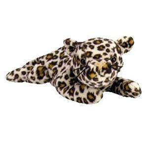 Get Quotations · TY Beanie Baby - FRECKLES the Leopard 884bb855065c