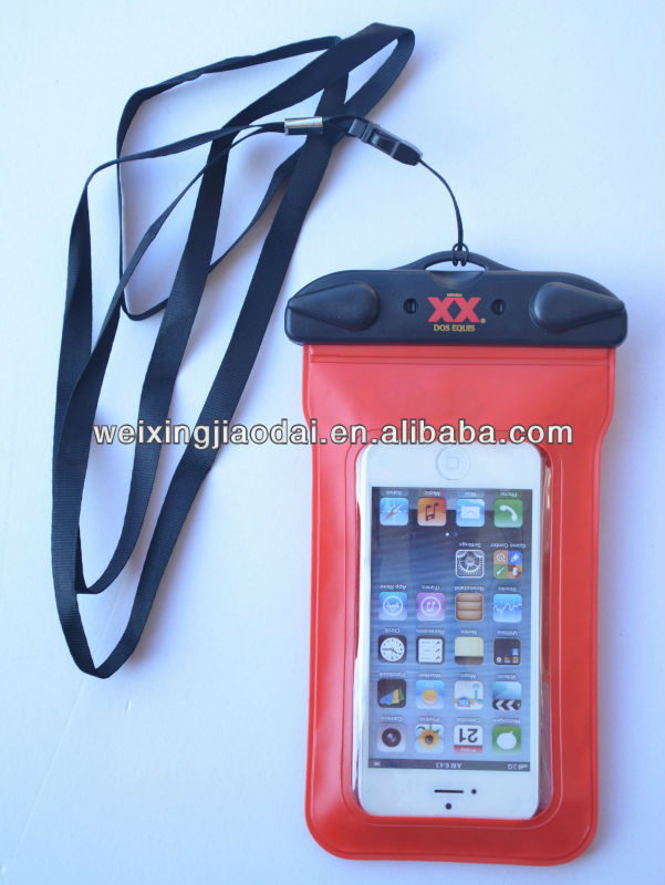 Waterproof Case With Arm Belt For Diving And Swimming Sports Mobile Phone Arm Pouch