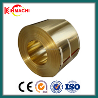 Client Satisfaction Easy To Coat JIS C2600 Precision Brass Strip Coil Price Per Kg