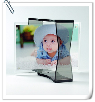 shenzhen acrylic baby collage picture frames ornate picture frames