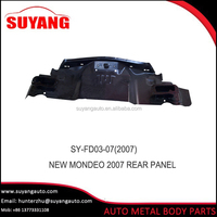 0.8mm Auto Metal Body Parts for MONDEO 2007 REAR PANEL auto parts store