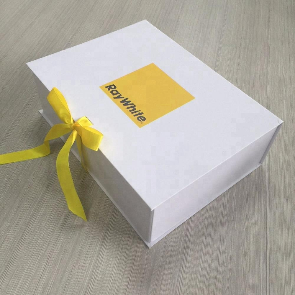 well matte printing customized gift packing box for apparel industry