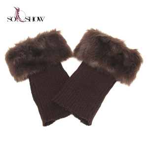 44a1df405ec Fur Boot Cuff, Fur Boot Cuff Suppliers and Manufacturers at Alibaba.com