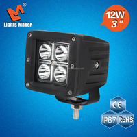 Auto lightig 16w with chips led light off road motorcycle light high power