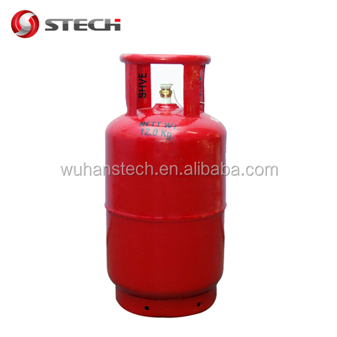 12 5kg Empty Home Co Ng Lpg Gas Cylinder For Nigeria