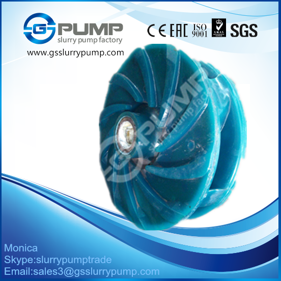 Slurry Pump spare part, Polyurethane Pump Part