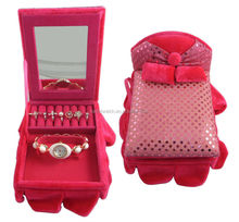 2014 unique latest necklace alloy watch jewelry gift set